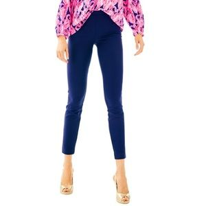 """NWT Lilly Pulitzer 30"""" Alessia Stretch Dinner Pant"""